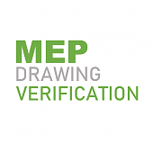 MEP drawing verification and design solutions